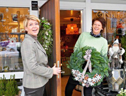 blomsterhandlerne på Vik